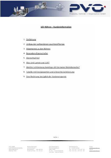 Zusatzinfos (PDF) 2668 KB - PVO GMBH