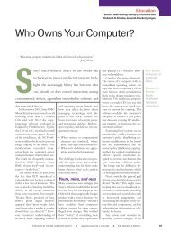 Who Owns Your Computer? - UC Davis Computer Security Lab