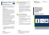 BBSR Faltblatt D.pdf - Regiosuisse