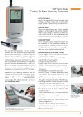 FMP10-40 Series Coating Thickness Measuring Instruments The ... - Page 3