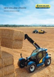 LM5040 - New Holland