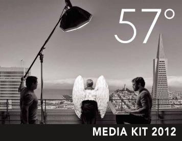MEDIA KIT 2012 - 65° Magazine