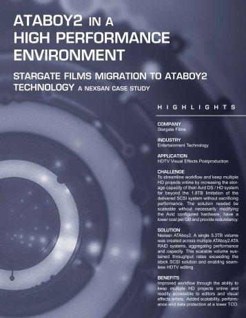 Stargate Case Study.pdf - Open Storage Solutions