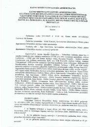 Pasitarimo 2011 06 03 protok.pdf - Kultūros paveldo departamentas