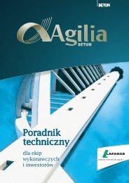 Poradnik Techniczny Agilia Beton - Lafarge