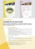 Rapport Environnemental Social et Sociétal 2004 FBFC ... - AREVA - Page 6