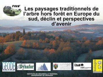 Les paysages de l'arbre hors forêt : multi ... - Arbre & Paysage