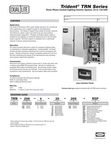 tridentar trn series dual lite?quality=85 spectr spectron�� lsn life safety network dual lite dual lite inverter wiring diagram at soozxer.org