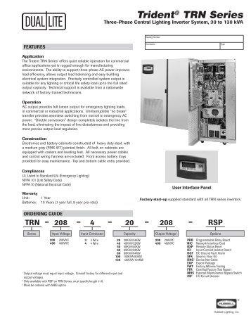 tridentar trn series dual lite?quality=85 spectr spectron�� lsn life safety network dual lite dual lite inverter wiring diagram at soozxer.org