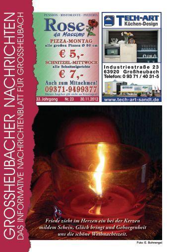 Großheubacher Nachrichten Ausgabe 23-2012 - STOPTEG Print ...