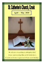 Crook Magazine 2010 04-05.pdf - The Parish of Crosthwaite and Lyth