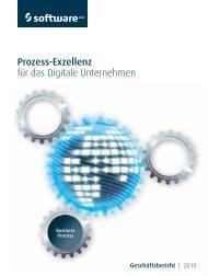 Prozess-Exzellenz für das Digitale Unternehmen - Software AG