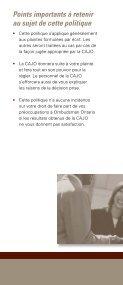 Guide de Règlement des Plaintes - Page 3