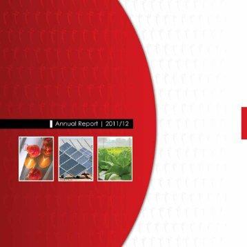 Annual Report 2011/12 - Sanas