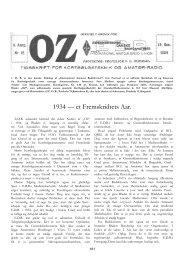 1934 — et Fremskridtets Aar. - Søg i OZ