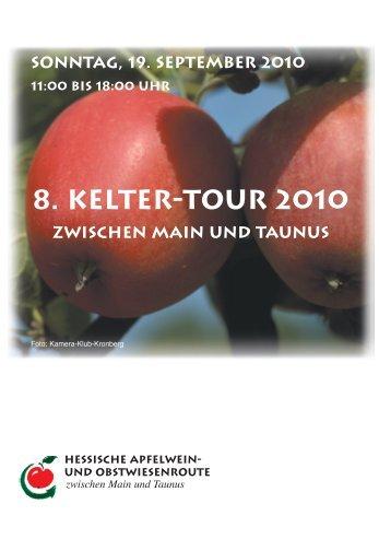 flyer-Kelter-Tour 2010-a5 - HESSISCHEN APFELWEIN