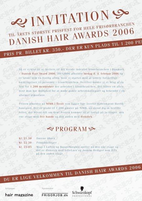 bliv din chefs ligemand SALON ØKOLOGI - Hair Magazine