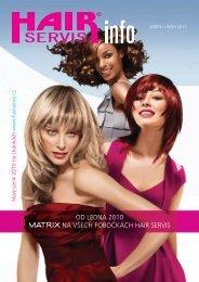 leden - únor 2010 - Hair servis