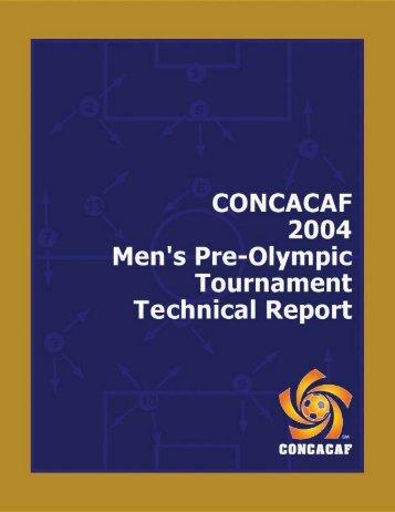 Olympic Qualifying 2004 - CONCACAF.com