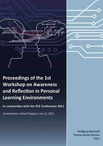 Proceedings of the 1st Workshop on Awareness and Reflection in ...