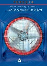 vm 315 E ex / 230 V 50 Hz - FERESTA GmbH