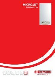 microjet 11/15e - 14se - Certificazione energetica edifici