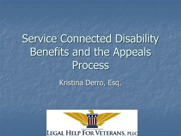 2012 SC Disability Benefits and Appeals - Canton Community ...