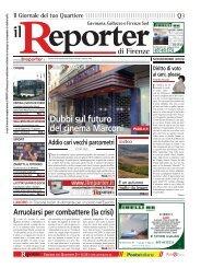 Dubbi sul futuro del cinema Marconi - Il Reporter