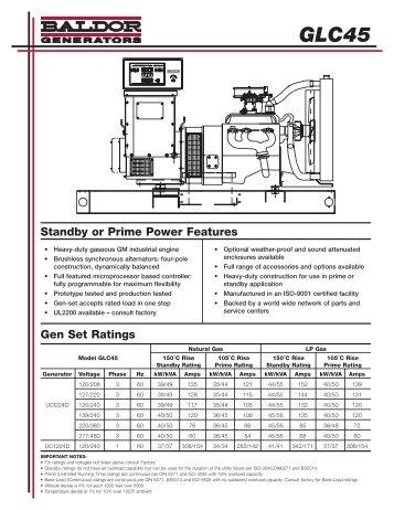 GLC45 - Phase-A-Matic, Inc.