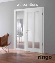 Ringo weisse Türen - Schumann.biz