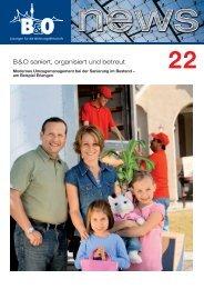 B&O saniert, organisiert und betreut - B&O - Lösungen für die ...