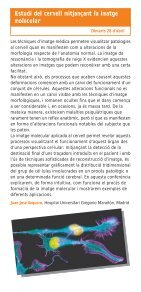 """El cervell en imatges - Obra Social """"la Caixa"""" - Page 6"""