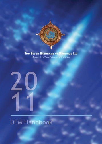 download - The Stock Exchange of Mauritius
