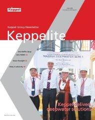 June 2008 - Keppel Corporation