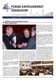 KOnvent DeR veRantWORtlicHen - Katholisches Düsseldorf