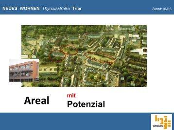 NEUES WOHNEN Thyrsusstraße Trier