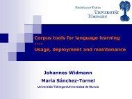download - Research Projects - Universität Tübingen