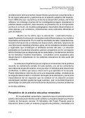 Investigar sobre teoría y práctica educativa - Portal de Revistas ... - Page 5