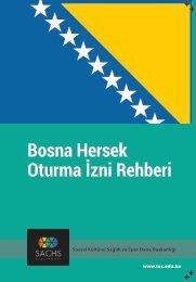 Bosna Hersek Oturma İzni Rehberi - International University of ...
