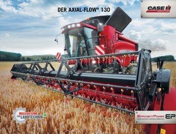 DER AXIAL-FLOW® 130 - Case IH