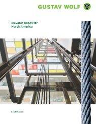 Elevator Ropes for North America - Draka Elevator