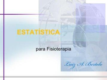 Slides - Site Prof. Bertolo