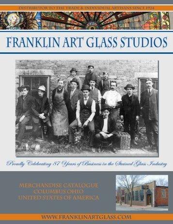 Click here - Franklin Art Glass Studios Inc.