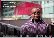 distance learning MBa - Study Group
