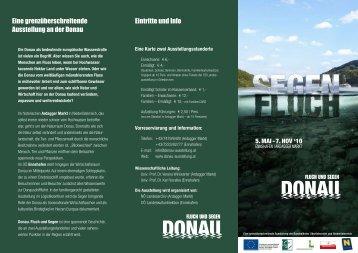 Donau. Fluch und Segen - NBMA