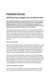 PDF (70 kb) - IDS Logistik GmbH