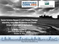 Social Science Research and Climate Change: Informing Integrated ...