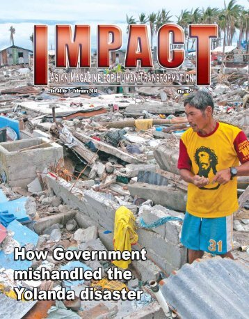 Php 70.00 Vol. 48 No. 2 • February 2014 - IMPACT Magazine Online!