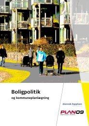 Boligpolitik og kommuneplanlægning - Dansk Byplanlaboratorium