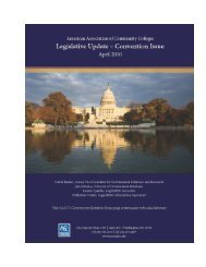 Legislative Update Conv Issue FINAL - American Association of ...